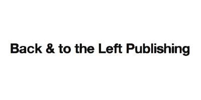 Back & to the Left Publishing logo