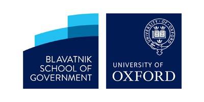 Blavatnik School of Government logo