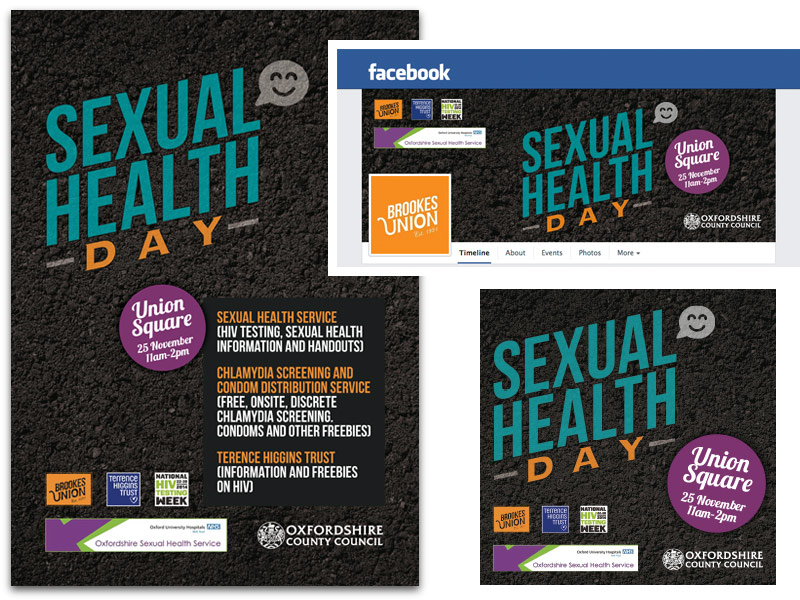Sexual Health Day 2015 assets