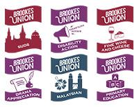 Brookes Union Society logos