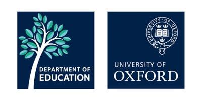 Department of Education, University of Oxford logo