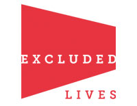 Excluded Lives research project logo