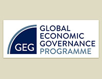 Global Economic Governance Programme logo
