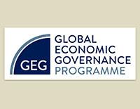 Global Economic Governance Programme logo