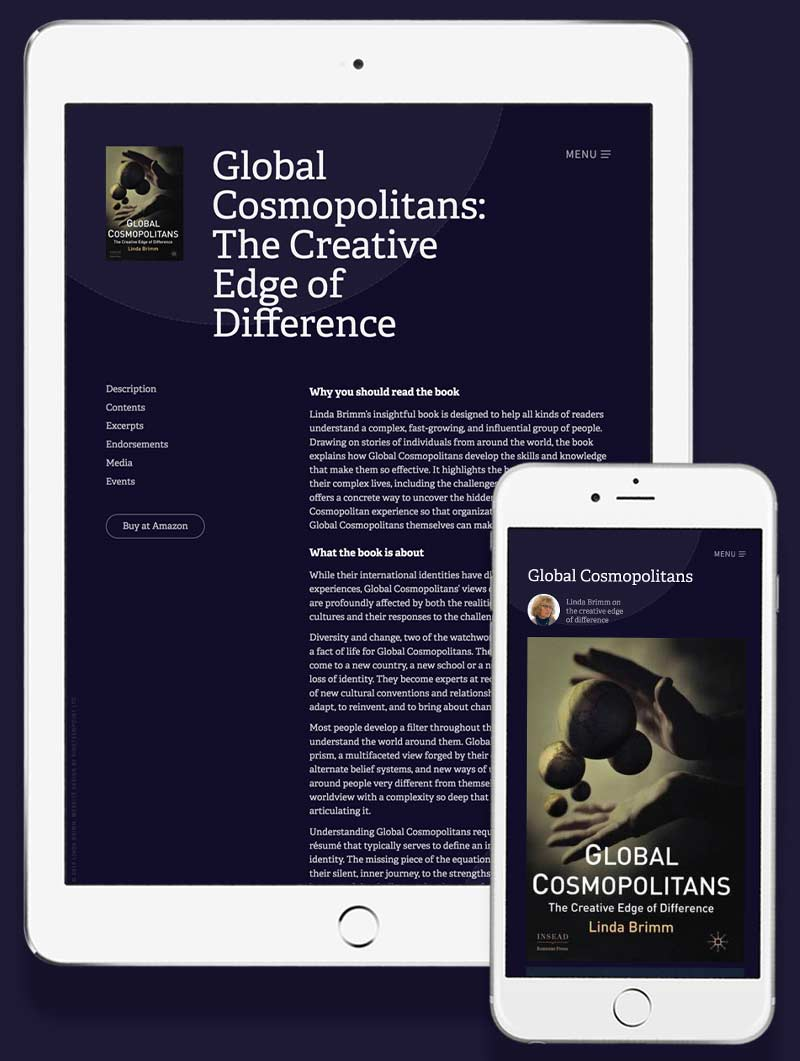 Global Cosmopolitans website