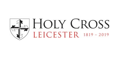 Holy Cross Leicester logo