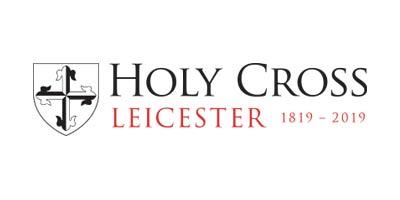 Holy Cross Leicester logo