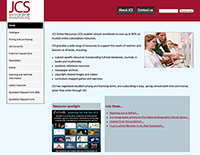 JCS Online Resources website