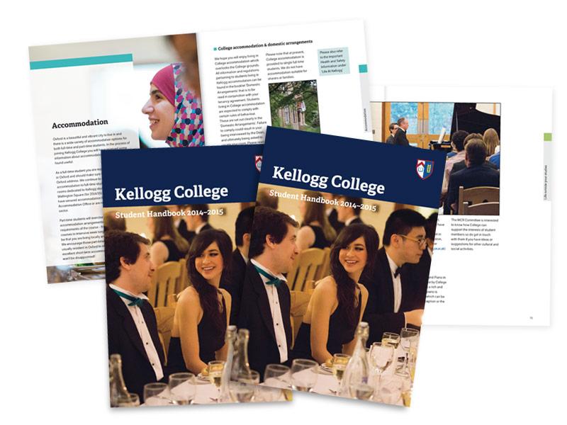 Kellogg College Student Handbook 2014–15