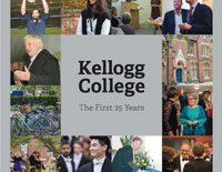 Kellogg College: The First 25 Years book