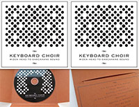 Keyboard Choir - Mizen Head To Gascanane Sound artwork