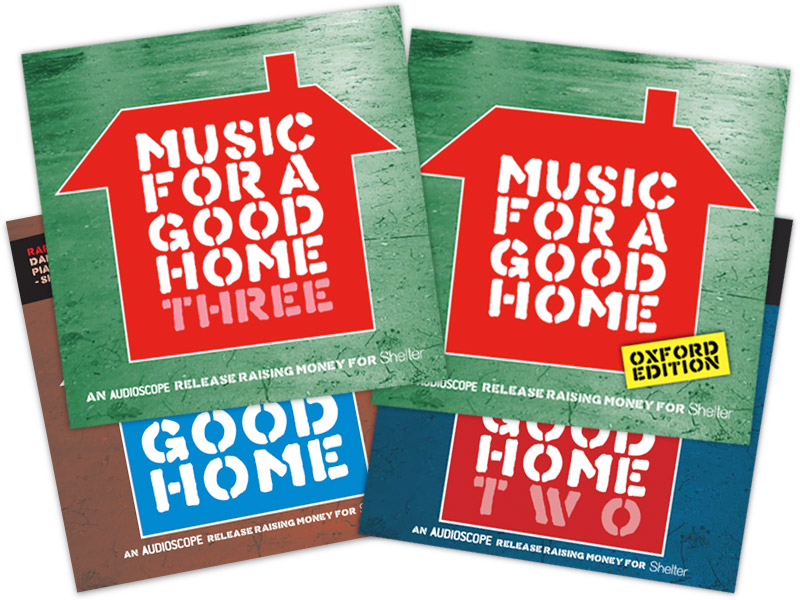 Music For A Good Home artwork