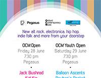 OCM Open 2013 poster