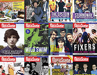 Oxfordshire Music Scene covers