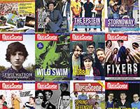 Oxfordshire Music Scene covers
