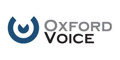 Oxford Voice logo