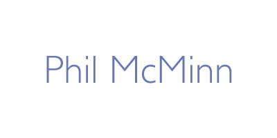 Phil McMinn logo