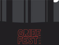Grief Fest 2015 poster