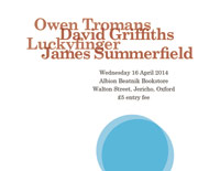 Owen Tromans / David Griffiths / Luckyfinger / James Summerfield poster