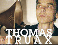 Thomas Truax / The August List / Huck poster