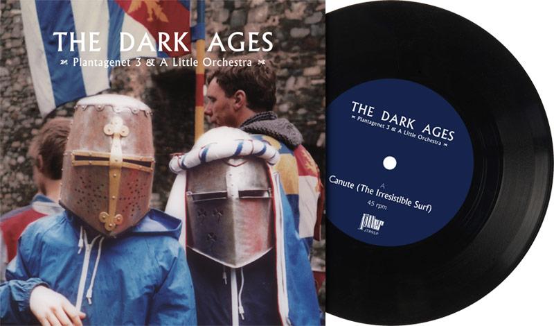 Plantagenet 3 & A Little Orchestra - The Dark Ages artwork