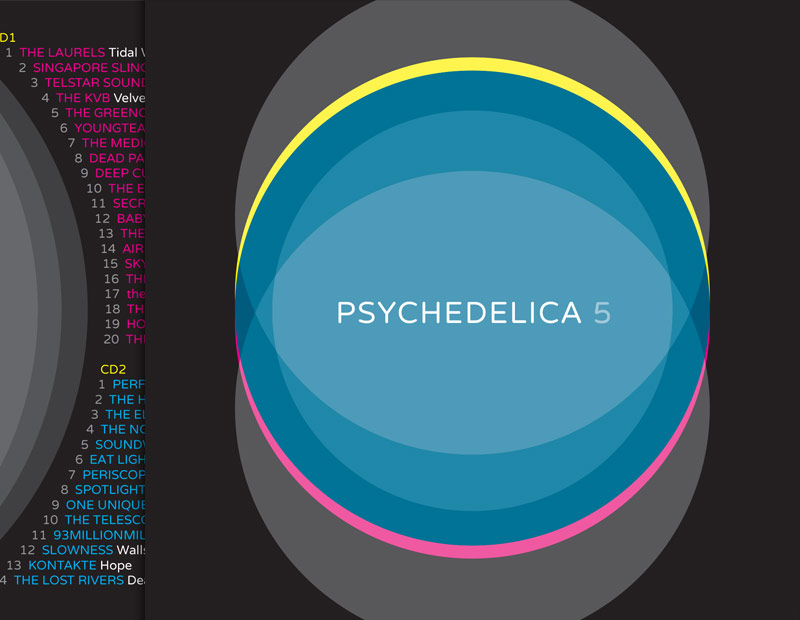 Psychedelica 5 artwork