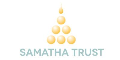 Samatha Trust logo