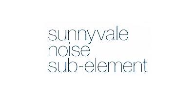 Sunnyvale Noise Sub-element logo