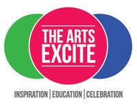 The Arts Excite logo