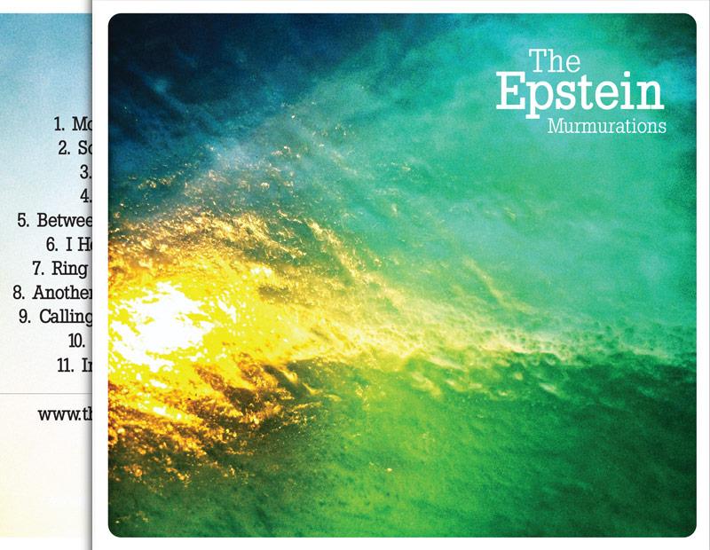 The Epstein - Murmurations artwork