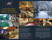 The Perch leaflet
