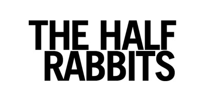 The Half Rabbits logo