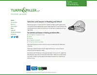 Turpin & Miller LLP website